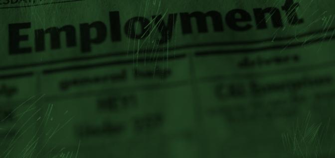 La oferta de empleo imposible