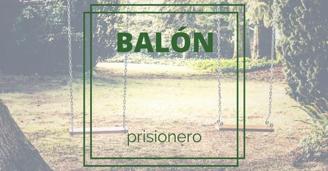 balon prisionero
