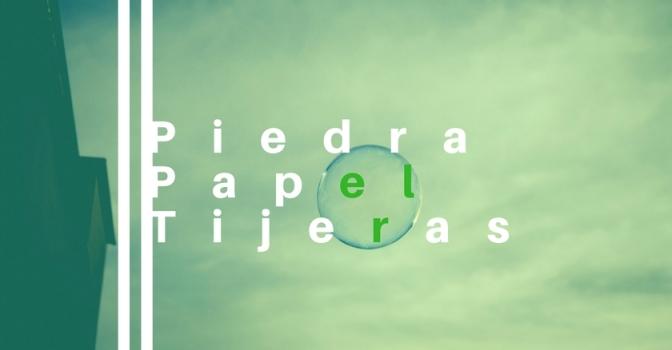 Piedra, papel, tijera
