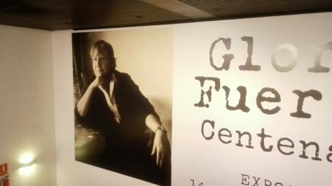 Gloria Fuertes exposición