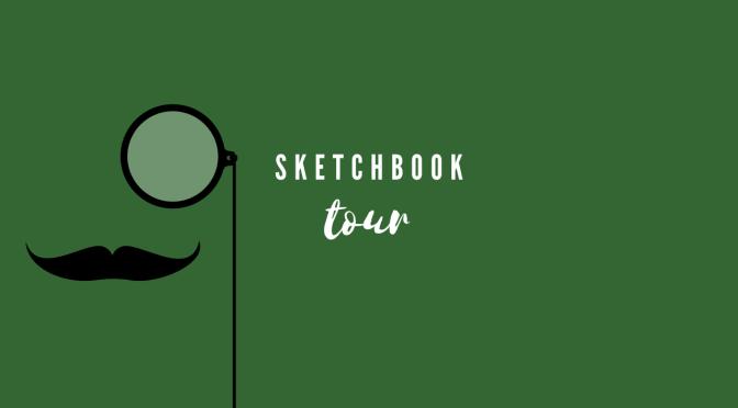 Sketchbook Tour – Julio a Octubre 2020